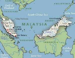 马来西亚半岛图片