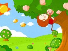 小猴子下山_百度百科图片