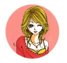 香坂百合 真名:松本朝海 原来是偶像明星,因为不走红变为脱星,与伸夫
