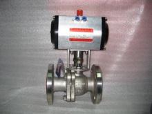 气动阀门,xlhj系列手动机构,气动球阀,气动闸阀,aw系列,气动执行器图片