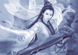 凤红鸾,西子情小说《妾本惊华》女主角