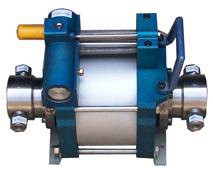 退锚机,锚杆拉力计或其他配套使用; 目录 1原理编辑 气动液压泵(气驱图片