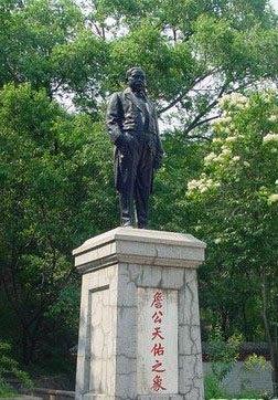 3相关信息编辑 詹天佑纪念馆位于京张铁路八达岭隧道上方,依山势而建图片