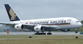 法航a380型客机退役