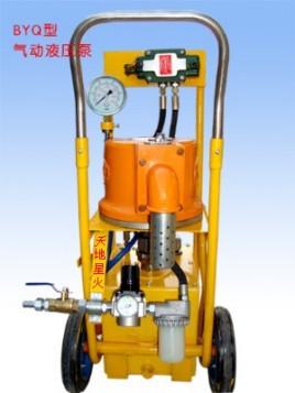 采用新型往复式气动泵,工作性能稳定,可靠性高,适用性强,噪音低.图片