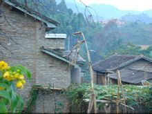 坝子地自然村图片