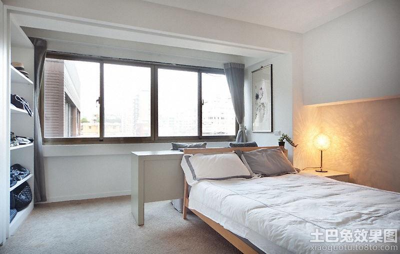 简装12平米卧室装修效果图图片