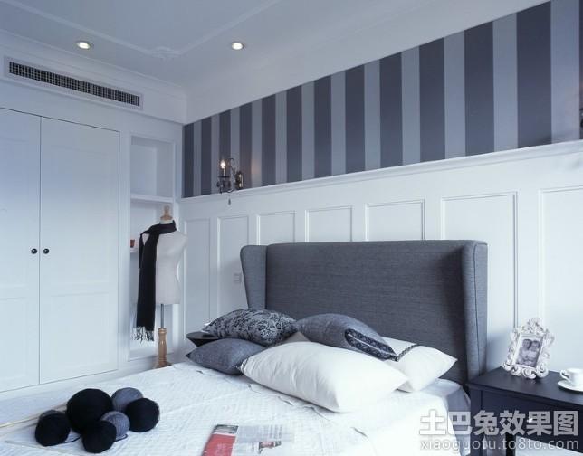 男生房间设计图卧室图片 欧式
