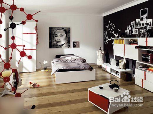 loft装修效果图 80后看过来5套单色系个性loft公寓