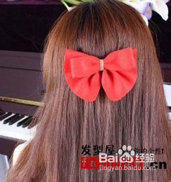 一分钟韩式编发步骤适合懒人上班族的发型扎法图片