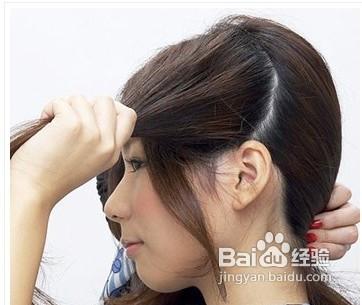 怎样扎出好看的长头发