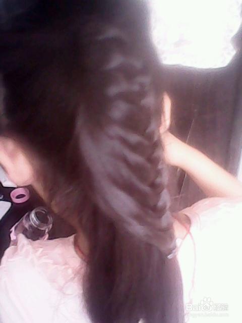 长头发怎么扎才好看图片