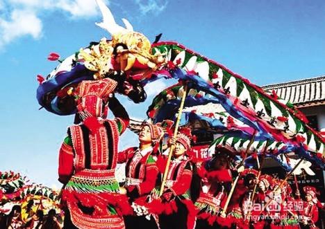 文山壮族山歌_壮族春节习俗