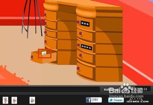 明亮地下室逃脱攻略攻略术士冈布奥时之图片