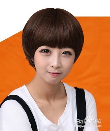 短发美女,清纯气质美女首选发型图片
