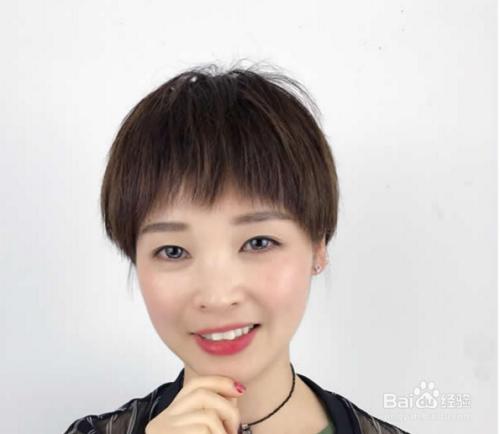 适合30岁女人短发发型
