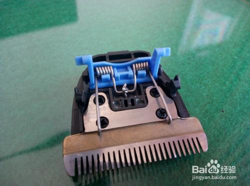 雷瓦750a理发器 刀头 弹簧 修理 改装