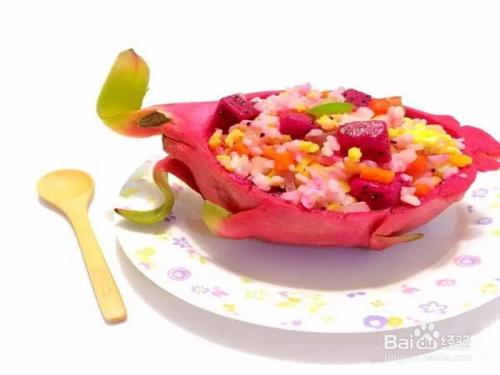 怎样变着花样吃火龙果图片