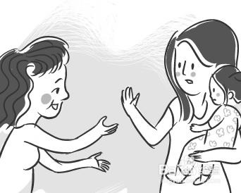 孩子遇到陌生人的时候该怎么办?