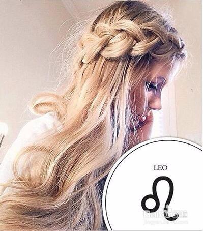 专属十二星座的美丽发型,你是哪一个呢?图片