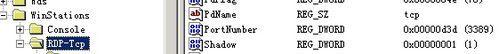 如何修改 Windows 默认远程登陆端口