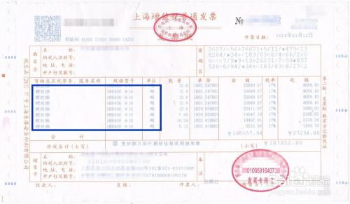 开具增值税发票特别要注意的细节