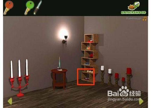 房间攻略游戏秘籍飞车侠盗罪恶都市蜡烛逃脱图片
