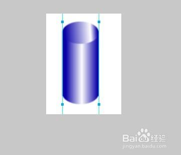 怎么用FW制作金属圆柱体图片