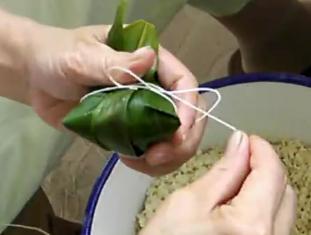 【端午节】制作粽子的详细步骤和方法