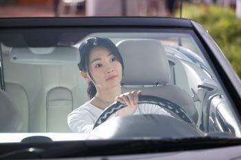 女人开车的误区