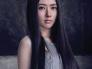 古装真人齐刘海写真