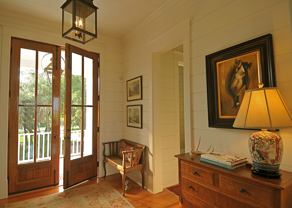 别墅入户玄关设计图片 高清图片