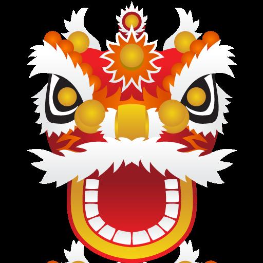 中国年png图标图片