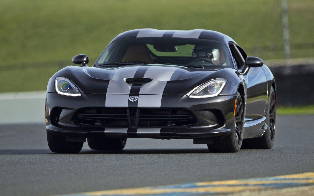 2015款道奇蝰蛇srt高清汽车壁纸高清图片
