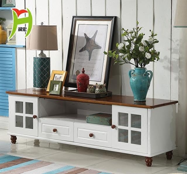 专为您的家装风格打造,欧式实木简约电视柜图片
