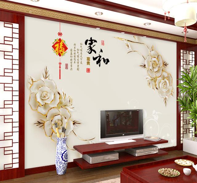 2017巨流行的几款墙贴,快捷迅速的改变墙面风格,让家居环境变得更有图片