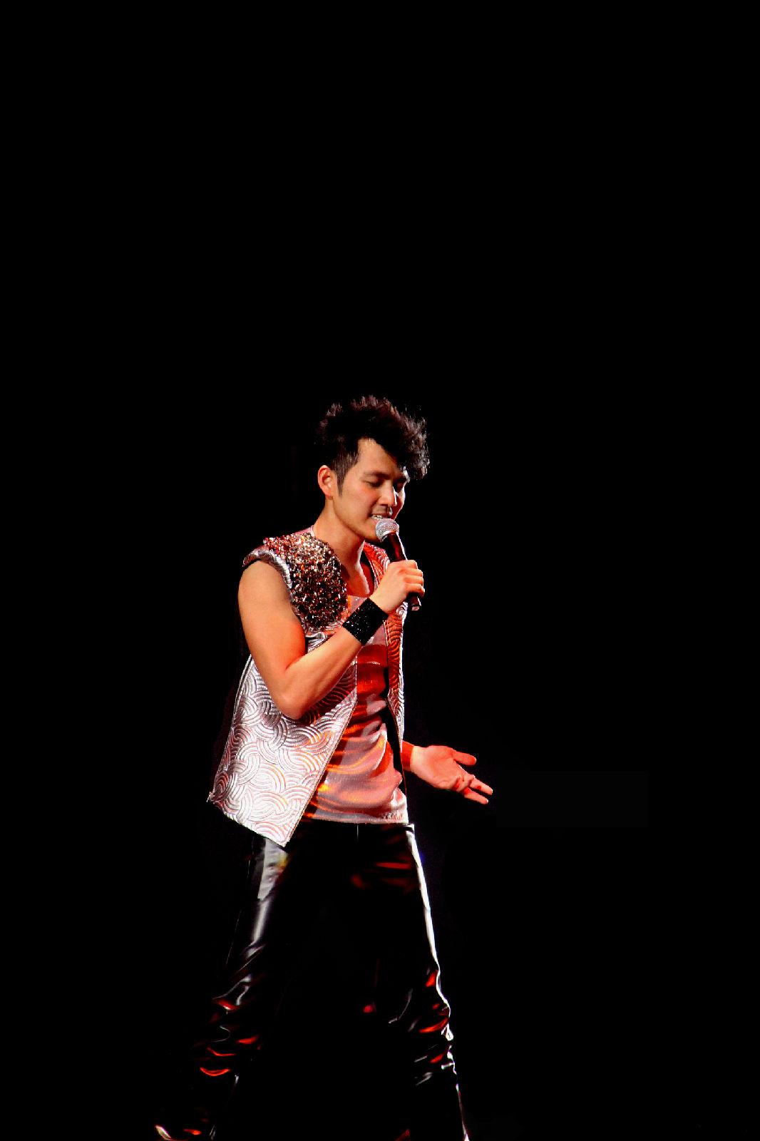 钟汉良 20120218广州演唱会图片