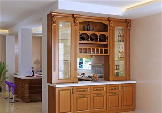 装修中如何打造极具小资情怀的酒柜 喜欢喝酒的同学看过来图片