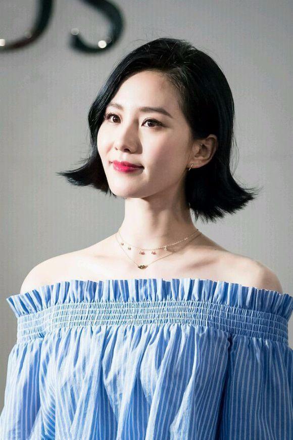 刘诗诗的发型很好看分享展示图片