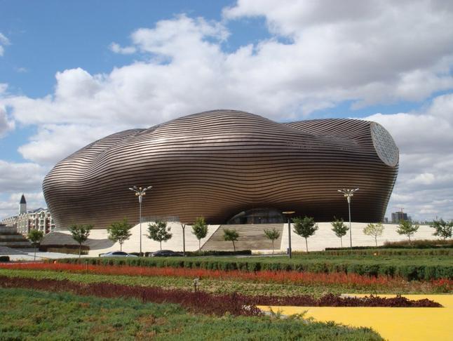 鄂尔多斯博物馆的机构设置