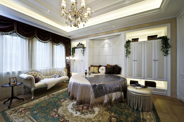 经典欧式装修,样板房案例欣赏!图片