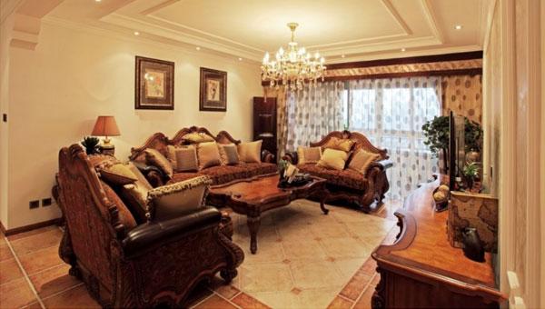 现代美式家装风格有什么特点图片