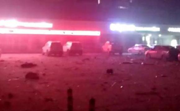 河北衡水小区爆炸 男子操控无人飞行器拍摄被拘留