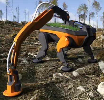集齐这七款机器人,即刻召唤你理想中的生活