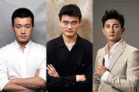 姚明,吴奇隆,佟大为等男孩,投资人曾公开发表对vr的明星,亿欧网将之老观点电视剧破解版图片