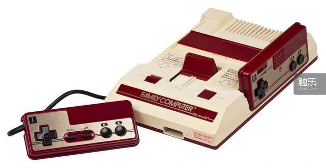 商店的柜台里出售,少量日本原装任天堂fc红白机也通过各种渠道进入到