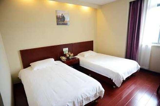 格林豪泰酒店上海世博园区杨高南路地铁站店