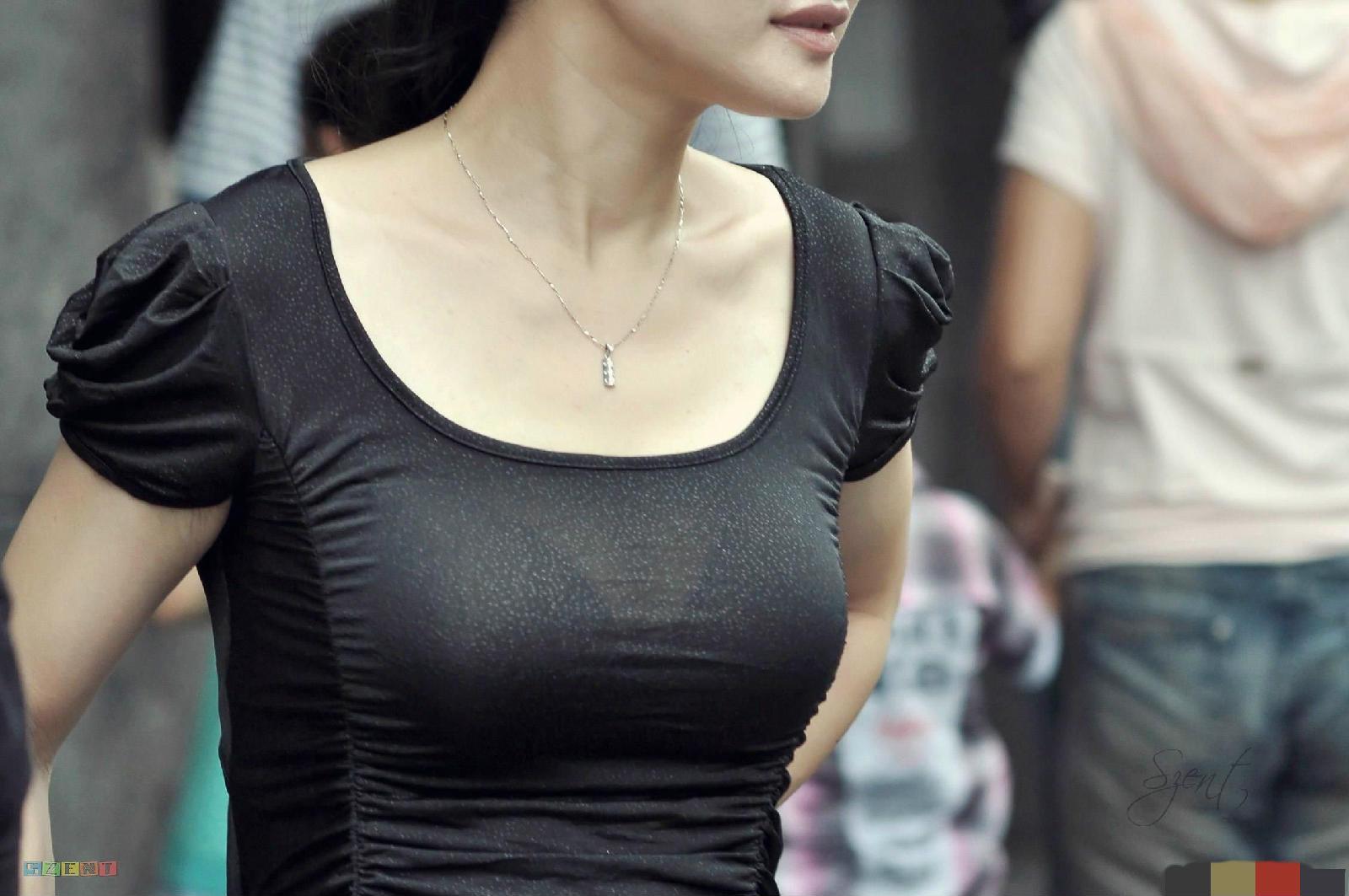 齐b超短裙街拍性感包臀美女://zhenzhujue