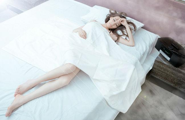 睡眠 女人美丽容颜的温床