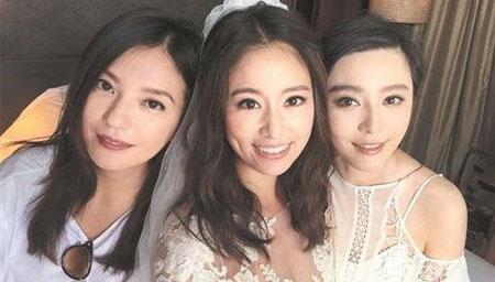 赵薇林心如塑料姐妹?